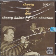 Shorty & Doc by Shorty Baker and Doc Cheatam (1995 OJC CD) NEW SEALED!