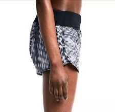 Womens Nike Rival Printed 2 Shorts Running GYM Fitness Yoga Cycling RRP£34.99