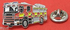 Fire Engine Lapel Hat Tie Cap Pin Badge Firefighter Services appliance Fireman