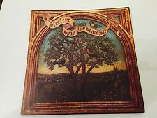 "Steeleye Span LP 1974 Now We Are Six CHR.1053 SLEEVE 12"" Vinyl Record GC"