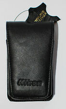 Genuine Nikon  Leather Camera Case for S Series Digital Cameras - S3600, S3700