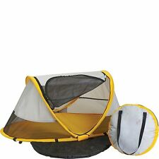 KidCo Peapod Portable Toddler/Child Travel Air Bed - Sunshine Yellow
