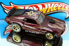 2000 Hot Wheels Mystery Car 1970 Ford Mustang Mach 1