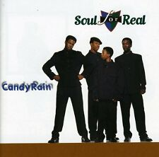 Soul For Real - Candy Rain [CD New]
