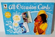 AFRICAN AMERICAN EXPRESSIONS All Occasion Greeting Cards 3 Box Set QTY 54