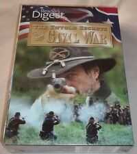 Readers Digest The Untold Secrets of the Civil War (6-DVD Set 2011) New Unopened