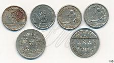España - Monedas Guerra Civil- Año: 1937 - numero 00200/02 - Santander/Palencia/