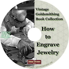 How To Engrave & Hand Letter Jewelry { How to Be a Silversmith } on DVD