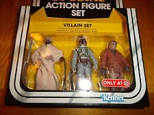 Star Wars Vintage Collection Target Special Action Figure Villain Set VC 3 pack!