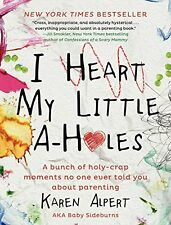 I Heart My Little A-Holes : A Bunch of Holy-Crap Moments No One Ever Told You a…