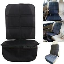 Protective Car Seat Covers Protectors Universal Fit Black Full Set New