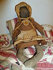 Primitive Cloth Doll by Honey and Me Stuffed Doll