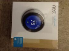 Brand New Nest Learning Thermostat 3Rd Generation, T3007ES - Free Shipping