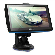 "5"" inch Car SAT Touch Screen GPS Navigator Navigation MP3 FM 128MB 8GB American"