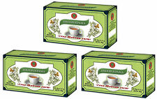 3 BOXES SENNA TEA Colon Cleansing / Laxative / Detox / Weight Loss 60 bags
