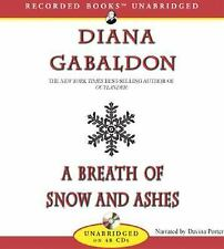 A Breath of Snow and Ashes : Outlander 6 : by Diana Gabaldon (2005, CD)