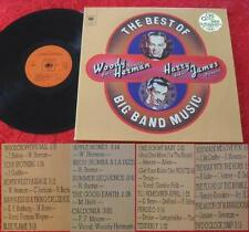 2 LP The Best Of Big Band Music Woody Herman Harry James TOP ZUSTAND!