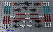 Lego Star Wars Großes Waffen,Blaster und Laserschwerter Set (Top 30)