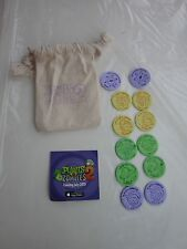 Plants Vs Zombies 2 bag and Plant Chips SDCC rare