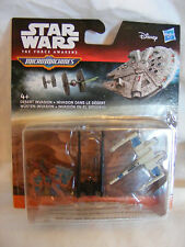 Star Wars - Micro Machines - Desert Invasion (The Force Awakens)