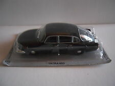Legendary Cars CCCP TATRA 603 NERA BLACK Sovietiche 1:43 Die Cast [MV1-1]