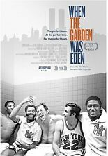 Espn Films 30 For 30: When The Garden Was Eden (2015, REGION 1 DVD New)