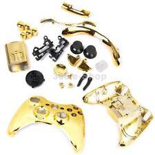Cover Caso Custodia Protezione Joystick Per Xbox 360 Wireless Controller - Oro