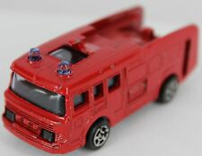 Vintage Corgi Junior EFR Fire Tender Fire Truck Red