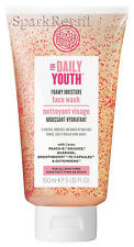 Soap and Glory FOR DAILY YOUTH Foamy Moisture Face Wash Facial Cleanser 150ml