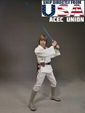 1/6 Luke Skywalker STAR WARS Head Sculpt Clothing Accessories Set  U.S.A. SELLER