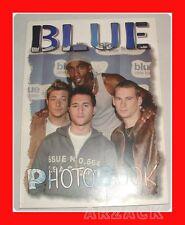 Photobook BLUE fotolibro Lo Vecchio