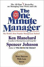 The One Minute Manager : The World's Most Popular Management Method by...