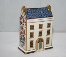 Royal Crown Derby - Georgian Town House Paperweight - 2001 - 2nd