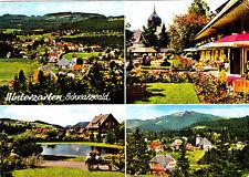 Hinterzarten / Schwarzwald ,AK 1967 gel.
