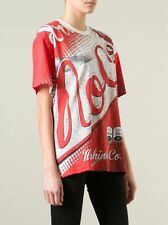 $300 MOSCHINO X JEREMY SCOTT COCA COLA OVERSIZED T-SHIRT SIZE SMALL SOLD OUT