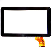 "Digitizer Touch Screen for 9"" Android 4.0 Tablet Replacement Glass Bend Ribbon"