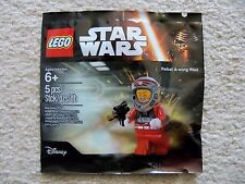LEGO Star Wars Force Awakens - Rebel A-Wing Pilot 5004408 - New & Sealed