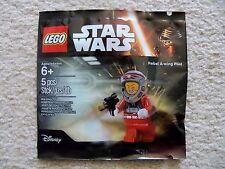 LEGO Star Wars Force Awakens - Rebel A-Wing Pilot 5004408 - New & Sealed