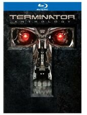 Terminator Anthology [5 Discs] (2013, REGION A Blu-ray New)