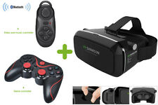 Google VR VIIVRIA Virtual Reality 3D Glasses Bluetooth Control Movies Headset
