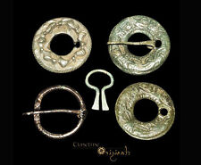 VIKING DECORATED BROOCH GROUP jewellery annular penannular Dorset 028128