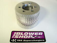 NEW CNC 46 TOOTH 8MM SUPERCHARGER DRIVE PULLEY THE BLOWER SHOP 8046