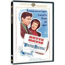 WINTER MEETING DVD Bette Davis, Janis Paige