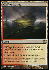 FOIL Rifugio in Cima al Dirupo - Clifftop Retreat MTG MAGIC ISD Innistrad Ita