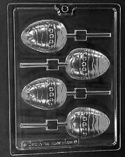 DECORATED EGG LOLLY mold Chocolate Candy bunnies rabbit cake toppers oreo E473