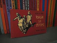 Plaisir de Myope - Nicolas de Crécy - Editions Cornélius 1999 - BD - Humour