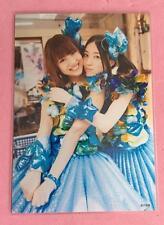 """AKB48 Sae Miyazawa, Jurina Matsui """"Kokoro no Placard"""" Shop Bonus Photo, Rakuten"""