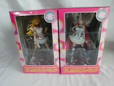Panty & Stocking with Garterbelt Premium figure Panty & Stocking set New