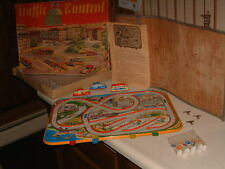 "1959 TECHNOFIX NR. 295 ""VERKEHRSSPIEL""  100% COMPLETE & WORKING W/ORIGINAL BOX!!"