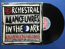 Orchestral Manoeuvers In The Dark, OMD - (Forever) Live And Die, Virgin VS888-13